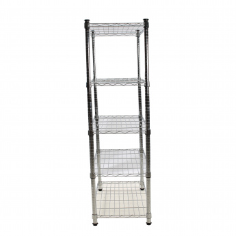 Kean 5-Tier Heavy Duty Wire Shelf Unit