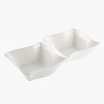 Albert 2-Piece Square Bowl Set
