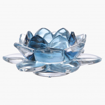 Lotus Shaped Tealight Holder