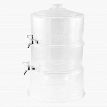 Juna 2-Tier Beverage Dispenser
