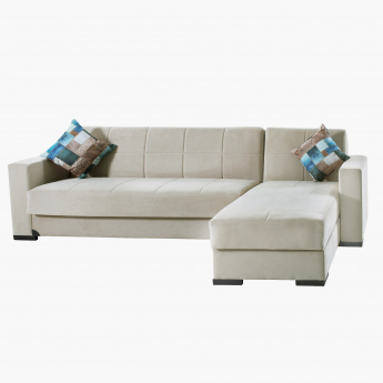 san francisco 77d54 8be3d Bercy Corner Sofa Bed with 2 Cushions