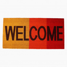 Welcome Printed Mat - 60x120 cms