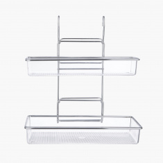 Berlyn Wall Mount 2-Tier Storage