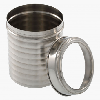 Ribbon Canister with Lid - 500 ml