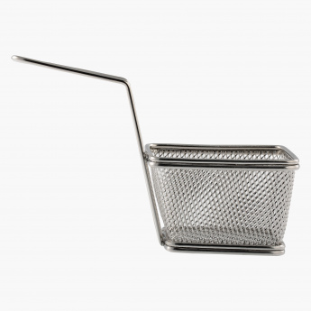 Berlyn Square Fry Basket - 7 cms