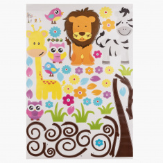Kids Creative Wall Sticker - 60x90 cms