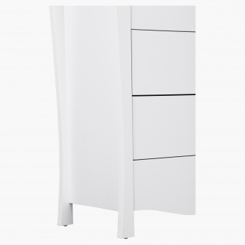 Fabricio 5-Drawer Chest of Drawers