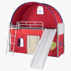 Fun Play House Single Bed - 90x200 cms