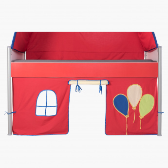 Fun Play House Bed - 90x200 cms