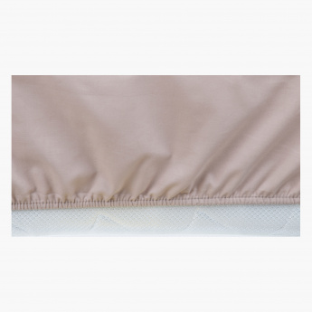 Uni Twin Fitted Sheet - 120x200 cms