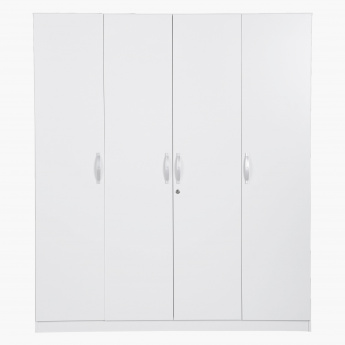 Joy Agata 4-Door Wardrobe