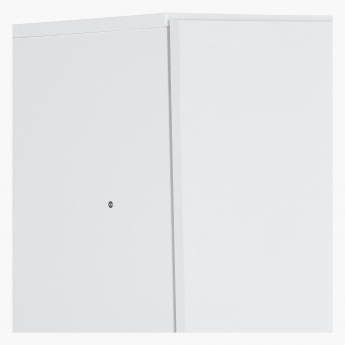Joy Agata 2-Door Wardrobe