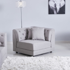 Emotion Corner Sofa with 2 Cushions