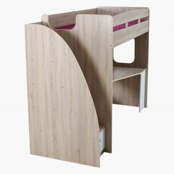 Costagat Xmore Loft Storage Bed - 90x190 cms