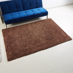 Gentle Super Soft Microfiber Shaggy Rug - Large