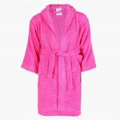 Nexus Kimono Bathrobe with Hood - Extra Large