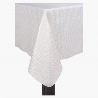 Weave Table Cloth - 152x203 cms