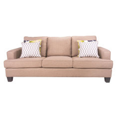 Burcham 3 Seater Sofa with 4 Cushions