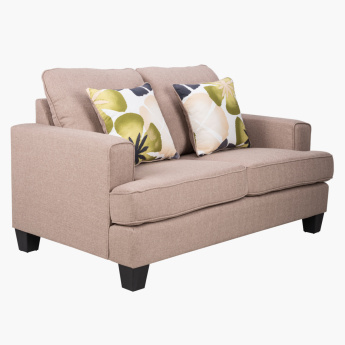 Burcham 2-Seater Sofa with 2 Cushions