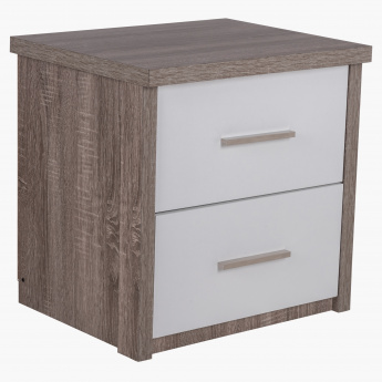 Marisa 2-Drawers Night Stand