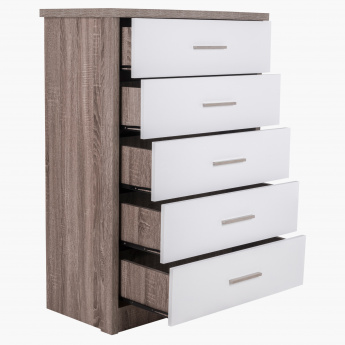 Marisa Chest of 5-Drawers