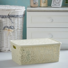 Lace Design Storage Box