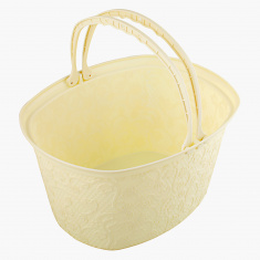 Lace Balcony Basket - 23 L