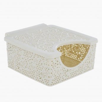 Lace Napkin Holder