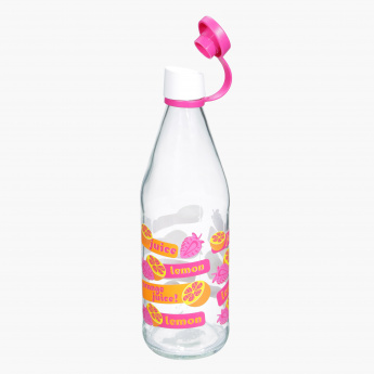 Rigo Decorated Water Bottle - 1000 ml