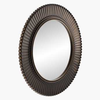 Shell Wall Mirror