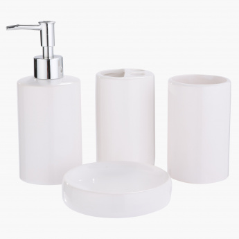 Mica 4-Piece Bathroom Accessories Set