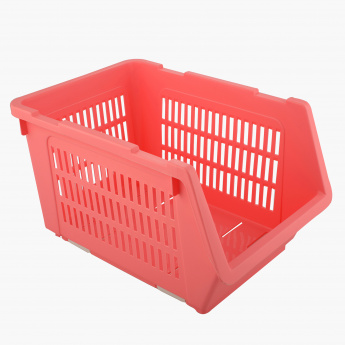 Jean Stackable Storage Basket - 35x23.5x20 cms