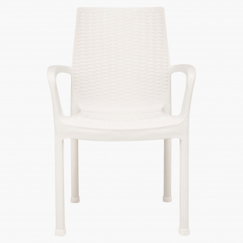 Elena Rattan Arm Chair