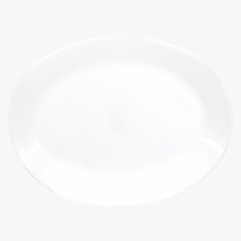 Plano Oval Rice Plate