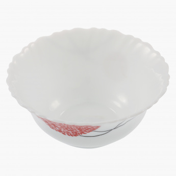 Scarlet Serving Bowl