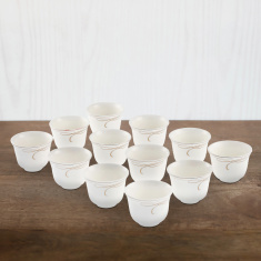 Valerie Cawa Cup - Set of 12