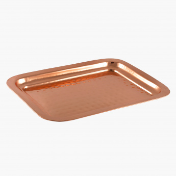 Essence Rectangular Serving Tray - 29 cms