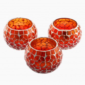 Essence Mosaic Tealight - Set of 3