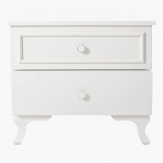 Melissa 2-Drawer Nightstand