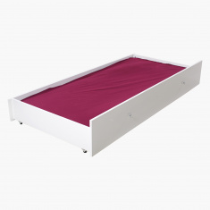 Melissa Pullout Single Bed - 90x190 cms