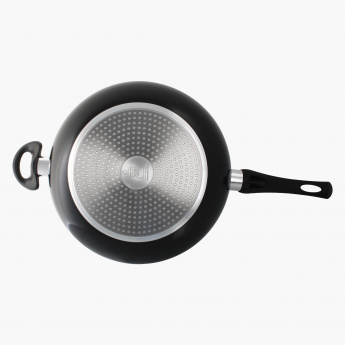 Smart Chef Non Stick Wok - 30 cms