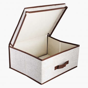 Ebase Storage Box - 33x40x18 cms