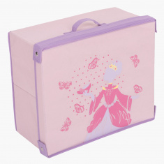 Butterfly Girls Storage Box - 41x35x20 cms