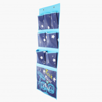 Knight Boys Hanging Organizer- 40x100 cms