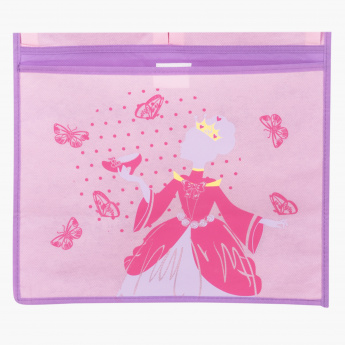 Butterfly Printed Girls Hanging Organizer - 40x100 cms