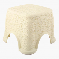Lace Kids Stool - 27x27x20 cms