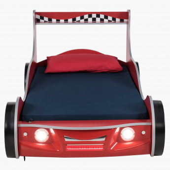 Capri Speedy Car Single Bed - 90x190 cms