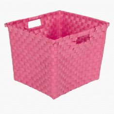 Butterfly Strapping Basket - 30.5x28x26 cms