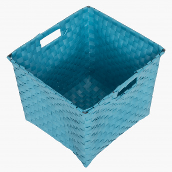 Knight Strapping Basket - 30.5x28x26 cms