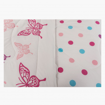 Butterfly 4-Piece Comforter Set